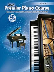 Premier Piano Course Lesson Book, Book 5 sheet music