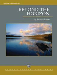 Beyond the Horizon sheet music