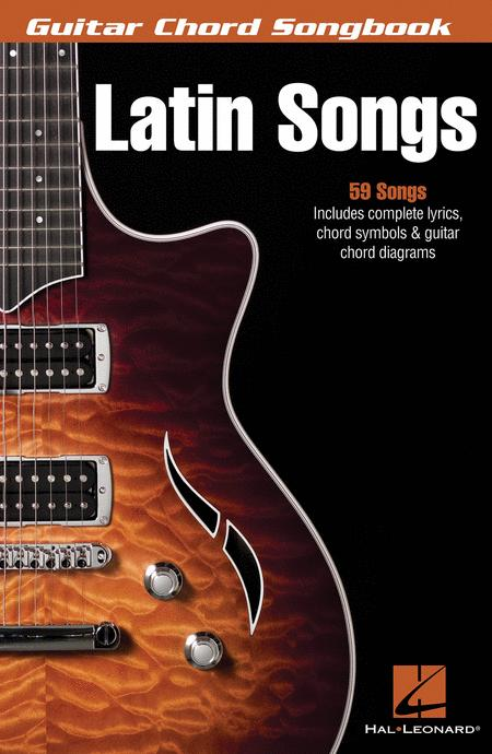 Buy LATIN / BOSSA guitar sheet music (online store)