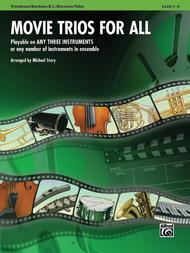 Movie Trios for All sheet music
