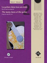 La guitare dans tous ses etats, Serie 2 - vol. 3 (CD included) sheet music