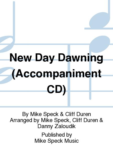 Sheet Music New Day Dawning With Well Soon Be Done With Troubles