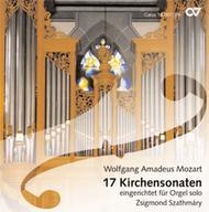 Wolfgang Amadeus Mozart  Sheet Music 17 Church sonatas for organ solo Song Lyrics Guitar Tabs Piano Music Notes Songbook