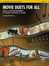 Movie Duets for All sheet music