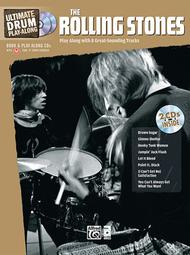 Ultimate Drum Play-Along Rolling Stones sheet music