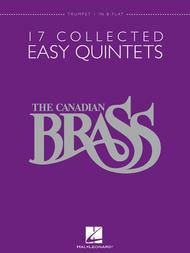The Canadian Brass  Sheet Music 17 Collected Easy Quintets Song Lyrics Guitar Tabs Piano Music Notes Songbook
