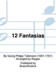 James Klages  Sheet Music 12 Fantasias Song Lyrics Guitar Tabs Piano Music Notes Songbook