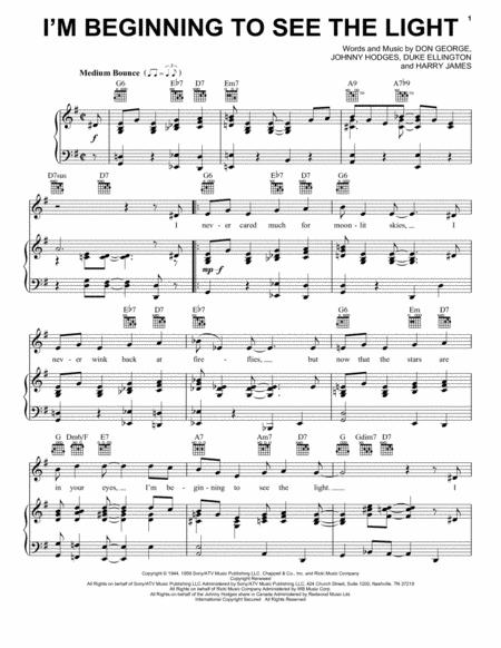 Download Digital Sheet Music of duke ellington for Piano, Vocal and ...