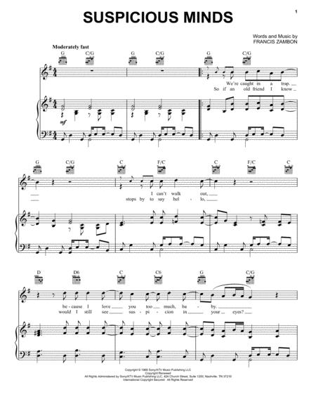 Download Digital Sheet Music Of Lilo Stitch For Piano Vocal And Guitar