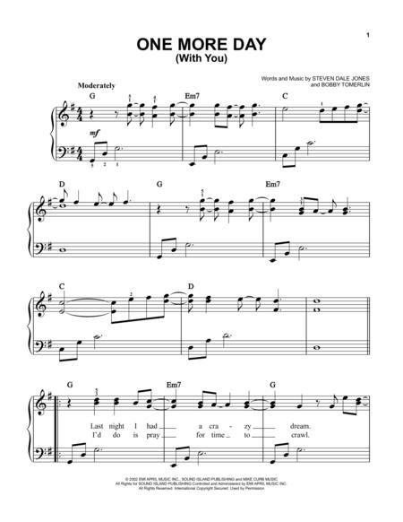 knock on wood sheet music pdf