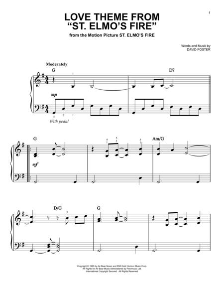 chariots of fire easy piano pdf