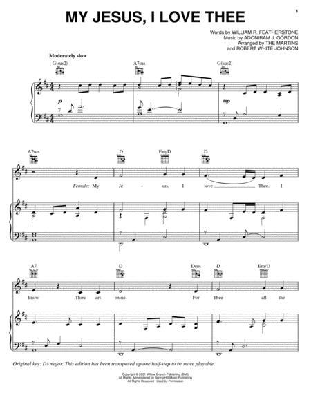 Download The Martins Digital Sheet Music And Tabs