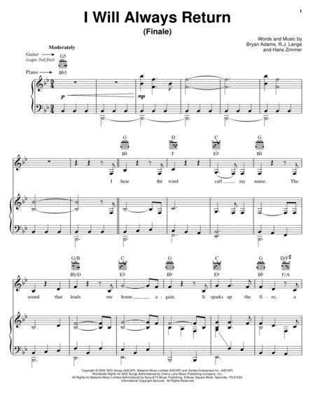 Download Digital Sheet Music of The Cameraman for Piano, Vocal and ...