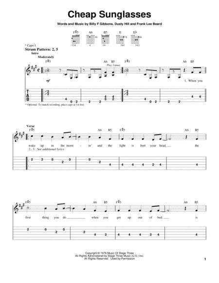 Tablatures For And Of Cafe Sheet Digital Guitar Music Notes Download ONPm8yv0nw