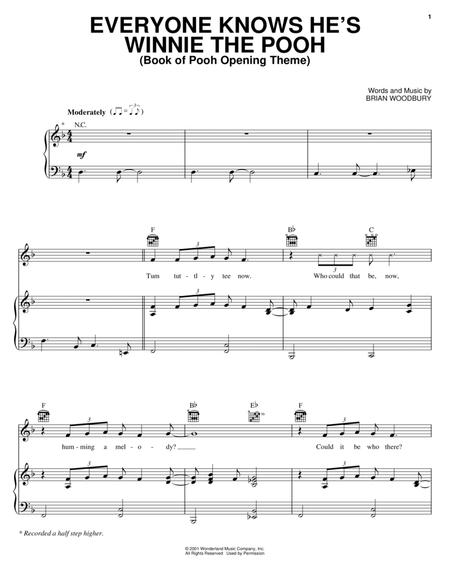 Download Digital Sheet Music of Brian Beck for Piano, Vocal and Guitar