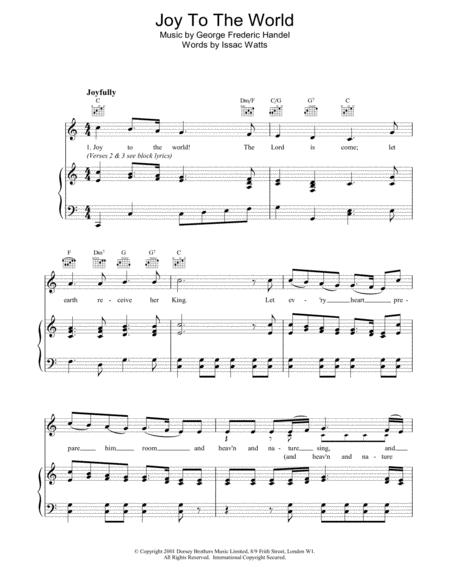 Traditional Isaac Watts sheet music to download and print - World ...