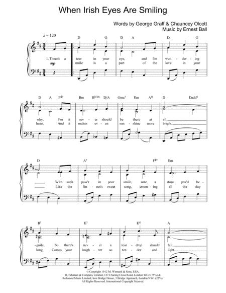 Download Digital Sheet Music Of Celtic For Piano Voice