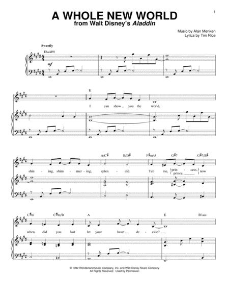 Download Digital Sheet Music of Peabo Bryson for Piano, Vocal and Guitar
