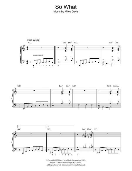 Download Digital Sheet Music of miles for Piano, Vocal and Guitar
