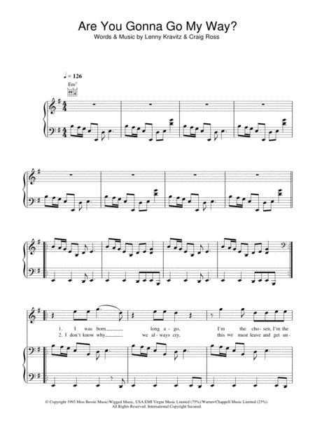 Modern My Way Chords Pattern - Basic Guitar Chords For Beginners ...