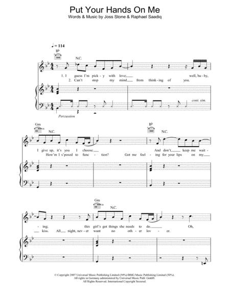 Raphael Saadiq sheet music to download and print - World center of ...