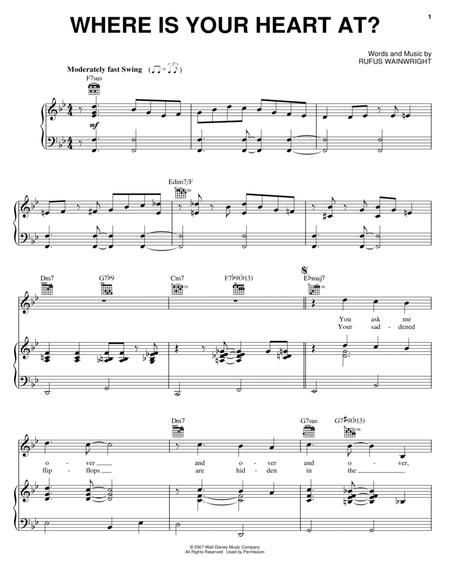 Jamie Cullum sheet music to download and print - World center of ...