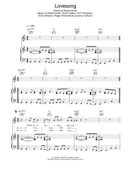 Porl Thompson Sheet Music To Download And Print World Center Of