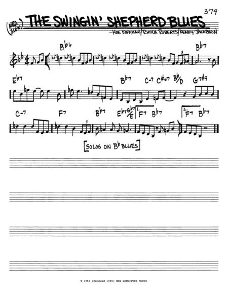 Moe Koffman sheet music to download and print - World center of
