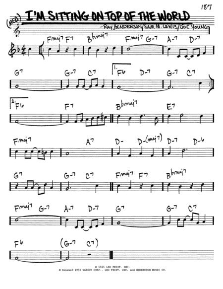 Sam M Lewis Sheet Music To Download And Print World Center Of