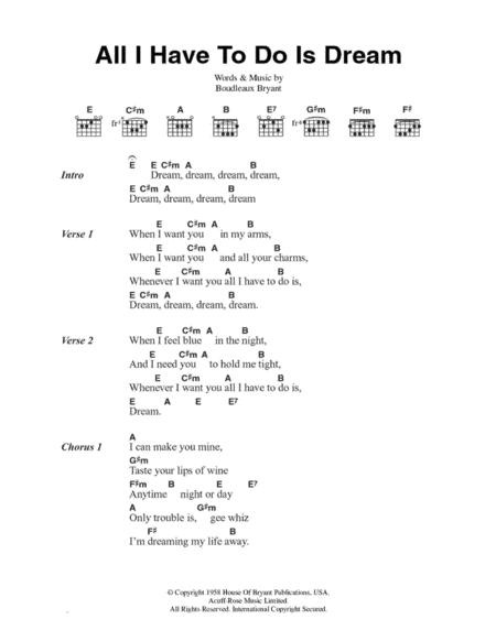 Download Digital Sheet Music of Boudleaux Bryant for Piano, Vocal ...
