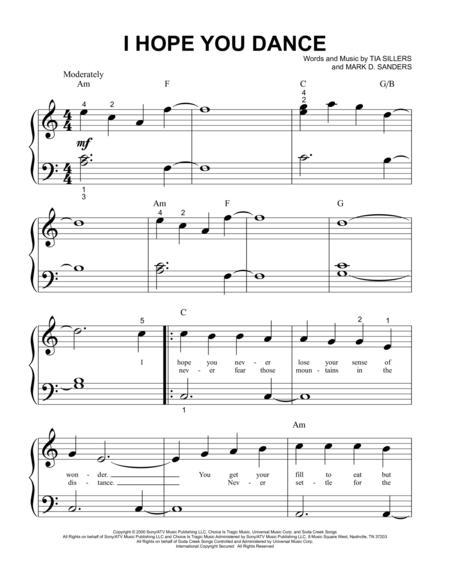 Download Digital Sheet Music of dancing // for Piano solo