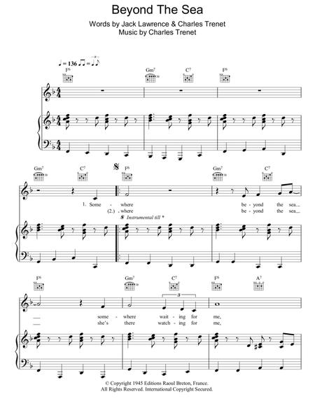 Download Digital Sheet Music Of Bobby Darin For Piano Vocal And Guitar