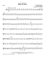 Nine To Five - Bass sheet music