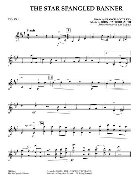 star spangled banner french horn sheet music - Mersn.proforum.co