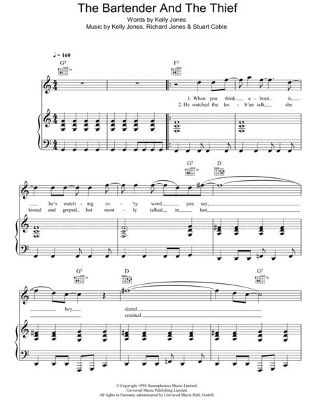 Download Digital Sheet Music of Russ Taff for Piano, Vocal and Guitar