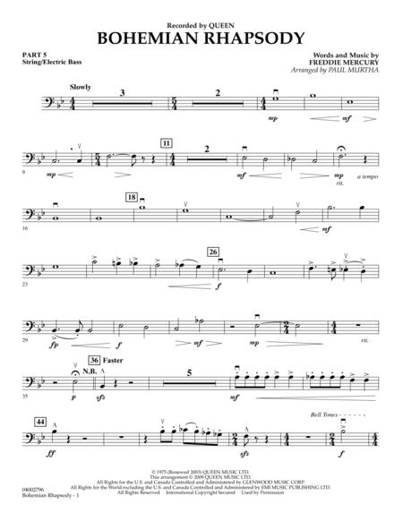 bohemian rhapsody an existentialistic piece of Drum cover of bohemian rhapsody the entire piece took three weeks to record, and in some sections featured 180 separate overdubs.