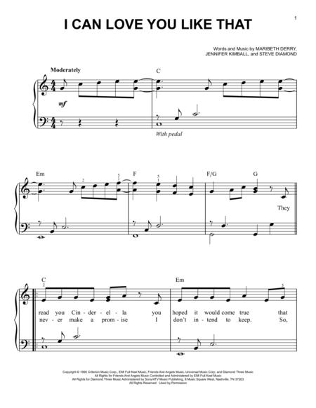John Michael Montgomery sheet music to download and print