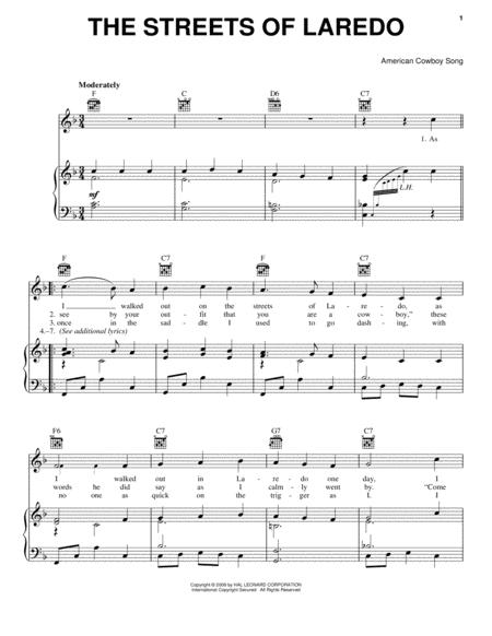 Traditional Czech Folk Song sheet music to download and print ...