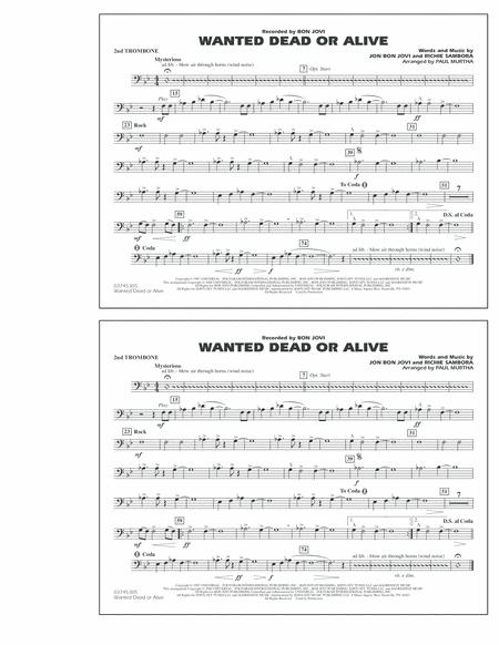 Bon Jovi sheet music to download and print - World center of digital ...