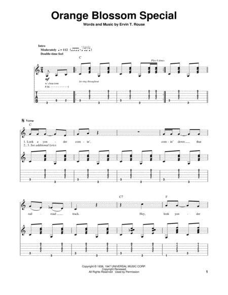 Banjo banjo tabs johnny cash : Ervin T sheet music to download and print - World center of ...