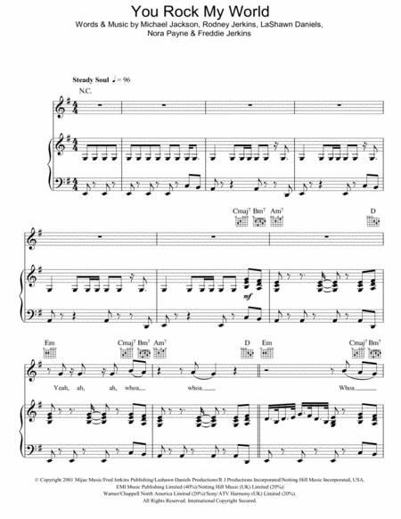 Michael Payne sheet music to download and print - World center of ...