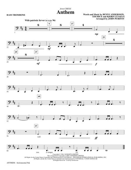 Download Digital Sheet Music for Bass Trombone