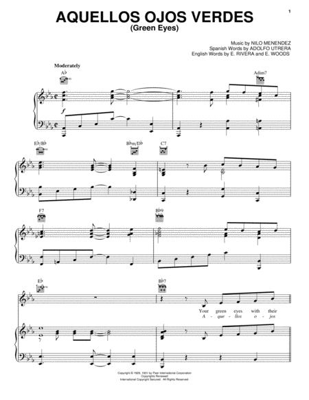 Nilo Menendez sheet music to download and print - World center of ...