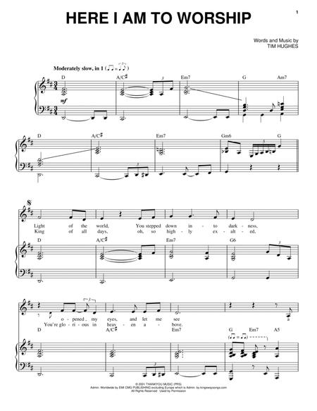 Heather Headley Sheet Music To Download And Print World Center Of