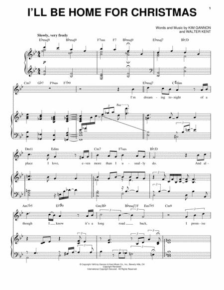 Download Digital Sheet Music of michael buble for Piano, Voice