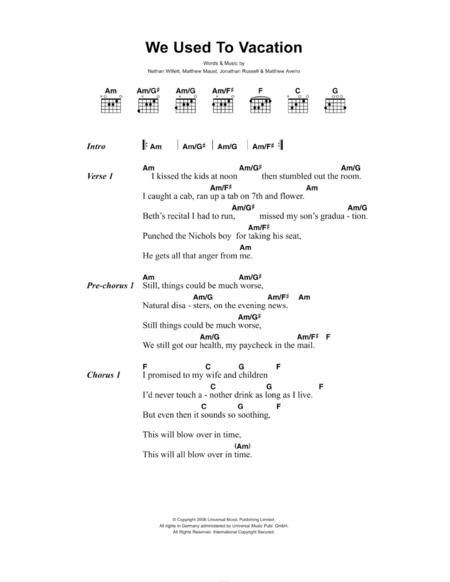 Kid Rock Sheet Music To Download And Print World Center Of Digital