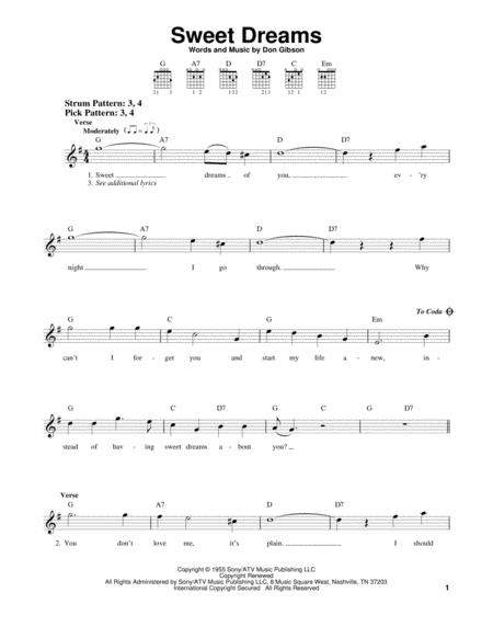 Don Gibson Patsy Cline And Emmylou Harris Sheet Music To Download