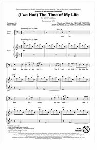 (I've Had) The Time Of My Life (arr. Mac Huff) sheet music