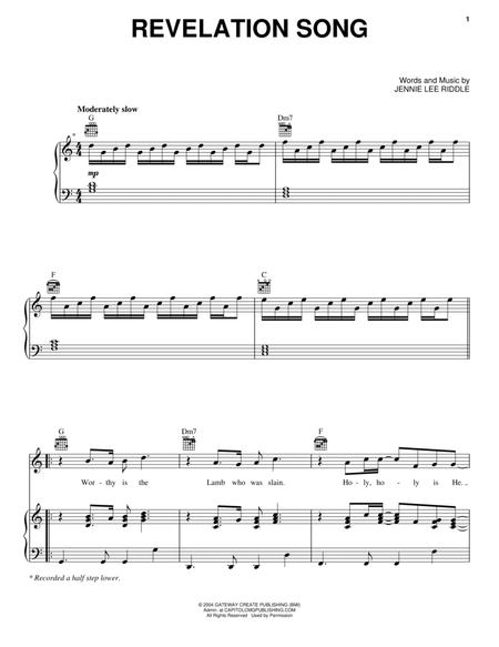 Phillips Craig and Dean sheet music to download and print - World ...