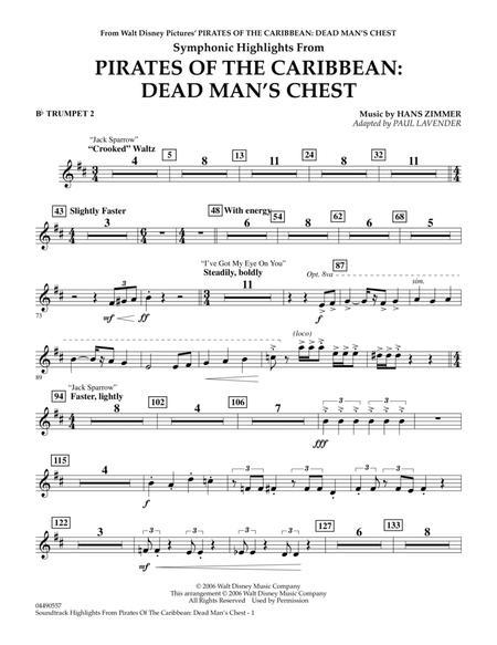 Download Digital Sheet Music of hans zimmer for Trumpet